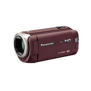 Panasonic HDビデオカメラ 90倍ズーム 64GB ブラウン HC-W585M-T パナソニック|denkichiweb