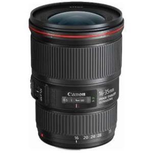 CANON 広角ズームレンズ EF16-35mm F4L IS USM フルサイズ対応 EF16-3540LIS キヤノン|denkichiweb