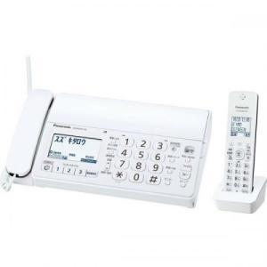 パナソニック Panasonic ファックス KX-PD215DL-W denkichiweb