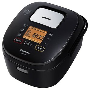 Panasonic 炊飯器 IH炊飯ジャー 5.5合 ブラック SR-HB108-K パナソニック|denkichiweb