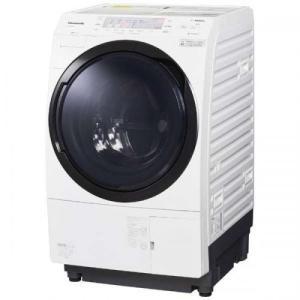 パナソニック Panasonic ドラム式洗濯乾燥機 VXシリーズ 左開き クリスタルホワイト NA...