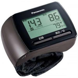 パナソニック Panasonic 血圧計 EW-BW15-T ダークブラウンの画像