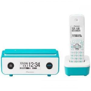 Pioneer コードレス電話機 子機1台 ターコイズブルー TF-FD35W-L パイオニア denkichiweb