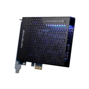 AVerMedia Live Gamer HD 2 PC内蔵型キャプチャーボード C988 アバーメ...