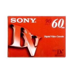 ソニー / MiniDVテープ 60分 1本 / DVM60R3|denkichiweb