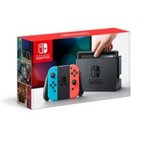 任天堂 / ゲーム機 / Nintendo Switch Joy-Con(L) ネオンブルー・(R) ネオンレッド