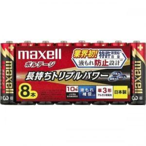 タイプ:アルカリ乾電池 形状:単3形 寸法:約Φ14.5×50.5mm  シリーズ名/愛称 ボルテー...