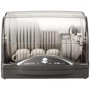 MITSUBISHI 食器乾燥機 キッチンドライヤー 6人用 ウォームグレー TK-TS7S-H 三菱 denkichiweb