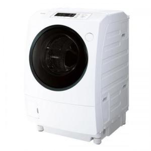 東芝 TOSHIBA ドラム式洗濯乾燥機 左開きタイプ ZABOON ザブーン グランホワイト TW...