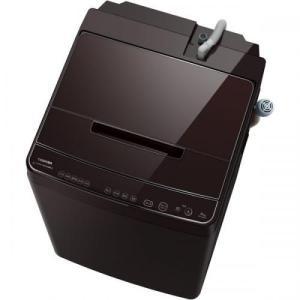 東芝 TOSHIBA 全自動洗濯機 ZABOON  AW-10SD9-T (大型配送対象商品 / 配達日・時間指定不可)の画像
