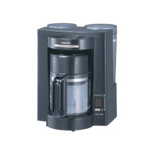 東芝 TOSHIBA コーヒーメーカー ミル付き ブラック HCD-L50M-K|デンキチWEB PayPayモール店