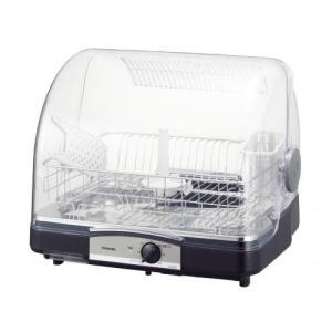 TOSHIBA 食器乾燥機 6人用 ブルーブラック VD-B5S-LK 東芝 denkichiweb
