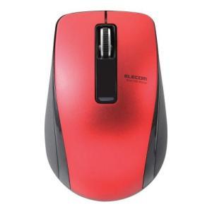 エレコム ELECOM BlueLEDマウス 無線 3ボタン Mサイズ Bluetooth4.0対応...