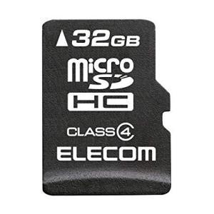 ELECOM Class4対応 SDHCメモリカード 32GB MFMSD032GC4R エレコム denkichiweb