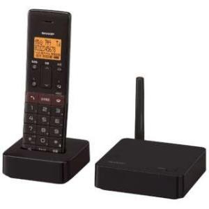 SHARP コードレス電話機 子機1台のみ ブラウン JD-SF1CL-T シャープ denkichiweb
