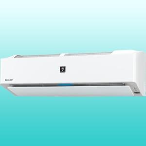 シャープ SHARP ルームエアコン プラズマクラスターエアコン 主に6畳用 AY-J22H-W (...