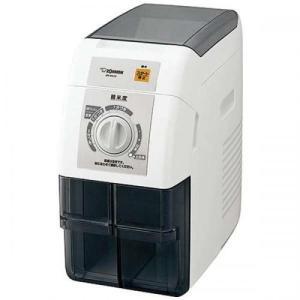 ZOJIRUSHI 家庭用精米機 つきたて風味 1升 ホワイト BR-WA10-WA 象印