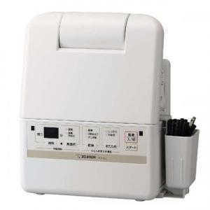 ZOJIRUSHI ダニ対策モード搭載ふとん乾燥機 マットレスタイプ スマートドライ ホワイト RF...