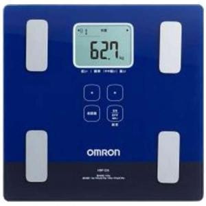 OMRON 体重体組成計 カラダスキャン ダークブルー HBF-226-DB オムロン