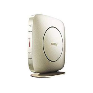 BUFFALO Wi-Fi 無線LANルーター 親機 11ac対応 1733+800Mbps シャパンゴールド WSR-2533DHP2-CG バッファロー|denkichiweb