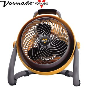 VORNADO ボルネード Model 293HD-JP グレーイエロー サーキュレーター・防塵/高耐久モデル|denking