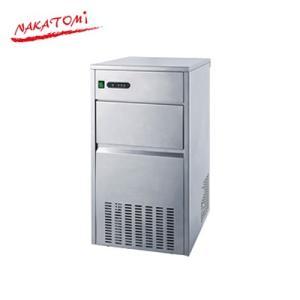 ナカトミ 製氷機 NL-IM25K 単相100V 【業務用】【飲食用使用不可】【据付工事必要】【法人配達限定販売】|denking
