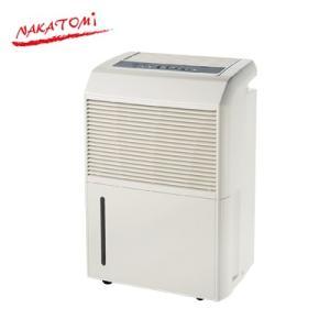 ナカトミ コンプレッサー式除湿機 DM-10 電源:単相100V|denking