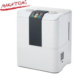 ナカトミ スチームファン式加湿器 SFH-12 電源:単相100V...