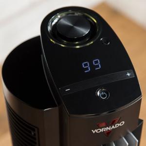 VORNADO ボルネード Model NGT33DC-JP ブラック エナジー・スマート・タワー・サーキュレーター|denking|03