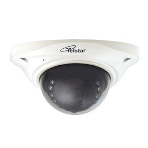 コロナ電業 屋外軒下・屋内兼用ドーム型カメラ(マイク・赤外線投光) TR-H200MD|denking