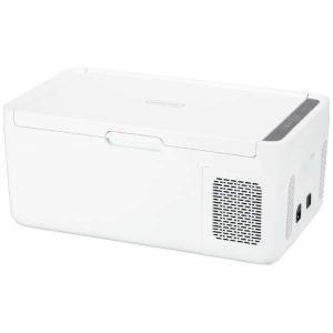 ドメティック COMPRESSOR COOL BOX MOBICOOL MGC15 WH カラー:ホワイト ポータブル2WAYコンプレサー冷凍庫/冷蔵庫 denking