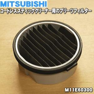 三菱 コードレススティッククリーナー HC-VXF30P HC-VXF20P 用 プリーツフィルター 銀ナノHEPAフィルター MITSUBISHI ミツビシ M11E60300