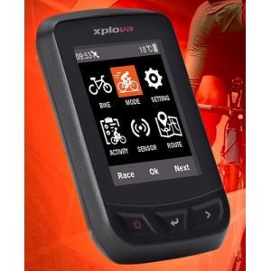 新品 XPLOVA X3 GPS サイクリングコンピューター[在庫あり][即納可]|denkizoku