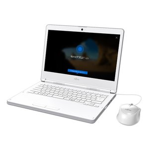 新品 富士通 ノートパソコン LIFEBOOK FMVL35C2W[14インチ/Celeron Dual-Core 3865U/SSD128GB/メモリ容量4GB/Windows 10/アーバンホワイト][在庫あり][即納可]|denkizoku