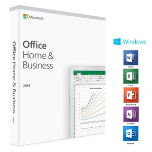 Microsoft Office 2019 Home and Business 1PC プロダクトキーのみ  [正規版 /ダウンロード版 /Windows 対応]※代引き注文不可※|denkizoku