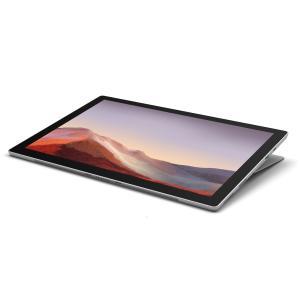 新品 マイクロソフト Surface Pro 7 VDV-00014[12.3インチ/Core i5 1035G4/Windows 10/ストレージ容量128GB/メモリ8GB/Office付き/プラチナ][在庫あり][即納可] denkizoku