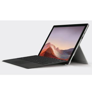 新品 マイクロソフト Surface Pro 7 タイプカバー同梱 QWT-00006[12.3インチ/Core i3/ストレージ128GB/メモリ容量 4GB/Windows 10/Office 付][在庫あり][即納可] denkizoku