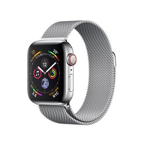 新品 Apple Watch Series 4 GPS+Cellularモデル 40mm MTVK2J/A [ミラネーゼループ][在庫あり][即納可] denkizoku