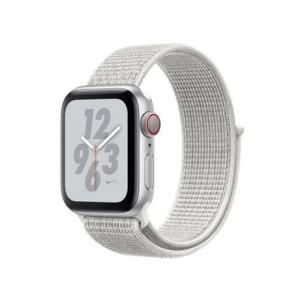 新品 Apple Watch Nike+ Series 4 GPS+Cellularモデル 40mm MTXF2J/A [サミットホワイトNikeスポーツループ][在庫あり][即納可] denkizoku