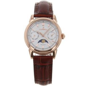 新品 オロビアンコ BIANCONERO ビアンコネーロ OR0075-9 レディース 腕時計 クオーツ ムーンフェイズ 革ベルト [在庫あり][即納可]|denkizoku
