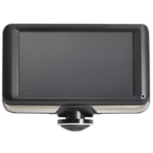 新品 サンコー 5インチ360度ドライブレコーダー&リアカメラ THCARVR36R [スーパーHD・3M(300万画素)/前後カメラ対応/駐車監視機能付き][在庫あり][即納可]|denkizoku