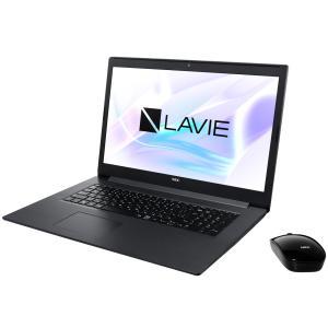 新品 NEC LAVIE Note ノートパソコン NS350NAB[17.3インチ/Core i3 8145U/1TB HDD+16GB Optaneメモリ/メモリ4GB/Office 付/Windows 10][在庫あり][即納可]|denkizoku