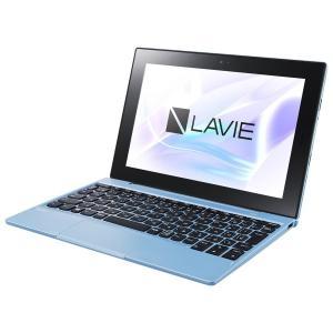 新品 NEC タブレットPC LAVIE First Mobile FM150PAL[10.1インチ/Celeron N4100/SSD 128GB/メモリ 4GB/指紋認証/Office 付/Windows 10 Pro][在庫あり][即納可] denkizoku