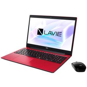 新品 NEC LAVIE Note Standard NS600 NS600RAR [15.6インチ/AMD Ryzen 7 3700U/SSD256GB/メモリ8GB/Windows 10/Office付き/カームレッド][在庫あり][即納可]|denkizoku