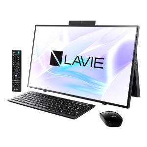 新品 NEC LAVIE Home All-in-one PC-HA970RAB[27インチ/Core i7 10510U/HDD3TB+SSD256GB/メモリ8GB/Office 付き/テレビ機能搭載/BD-R/RE][在庫あり][即納可] denkizoku