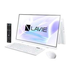 新品 NEC LAVIE Home All-in-one PC-HA570RAW-2[23.8インチ/Core i5/HDD1TB+Optane16GB/メモリ8GB/Office 付き/TV機能/DVDドライブ][在庫あり][即納可]|denkizoku