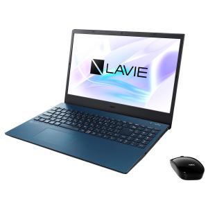 新品 NEC LAVIE N15 N1515/AAL PC-N1515AAL[15.6インチ/AMD Athlon Silver 3050U/SSD256GB/メモリ容量4GB/Windows 10/Office 付き/DVD±R][在庫あり][即納可]|denkizoku