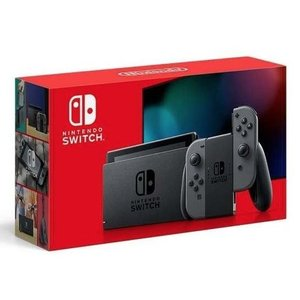 新品 任天堂 Nintendo Switch HAD-S-KAAAA [グレー][在庫あり][即納可] denkizoku