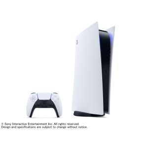 新品 ソニー・インタラクティブエンタテインメント プレイステーション 5 PlayStation 5 (CFI-1000B01) デジタル・エディション denkizoku