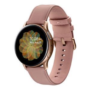 新品 サムスン Galaxy Watch Active2 40mm [ゴールド][在庫あり][即納可]|denkizoku